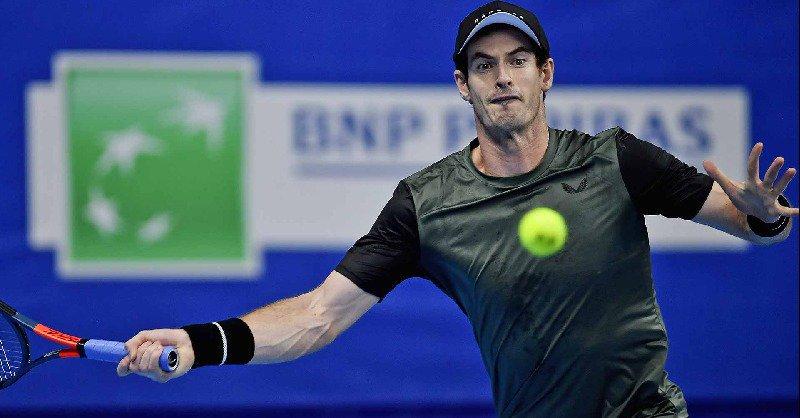 Andy Murray Antuérpia 2019 segunda rodada