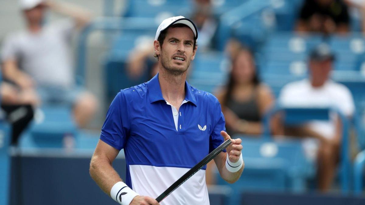 Andy Murray fora Australian Open