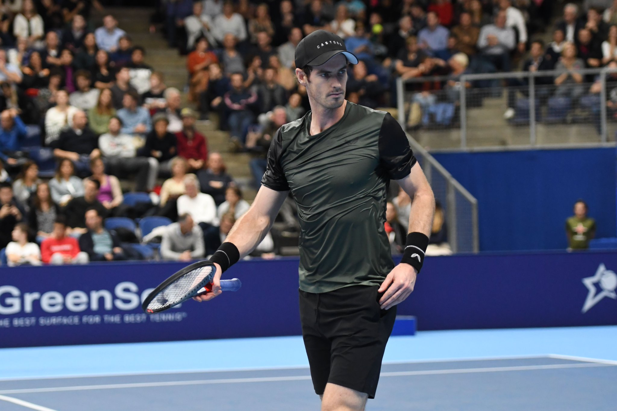 Andy murray sobe 116 posições no ranking