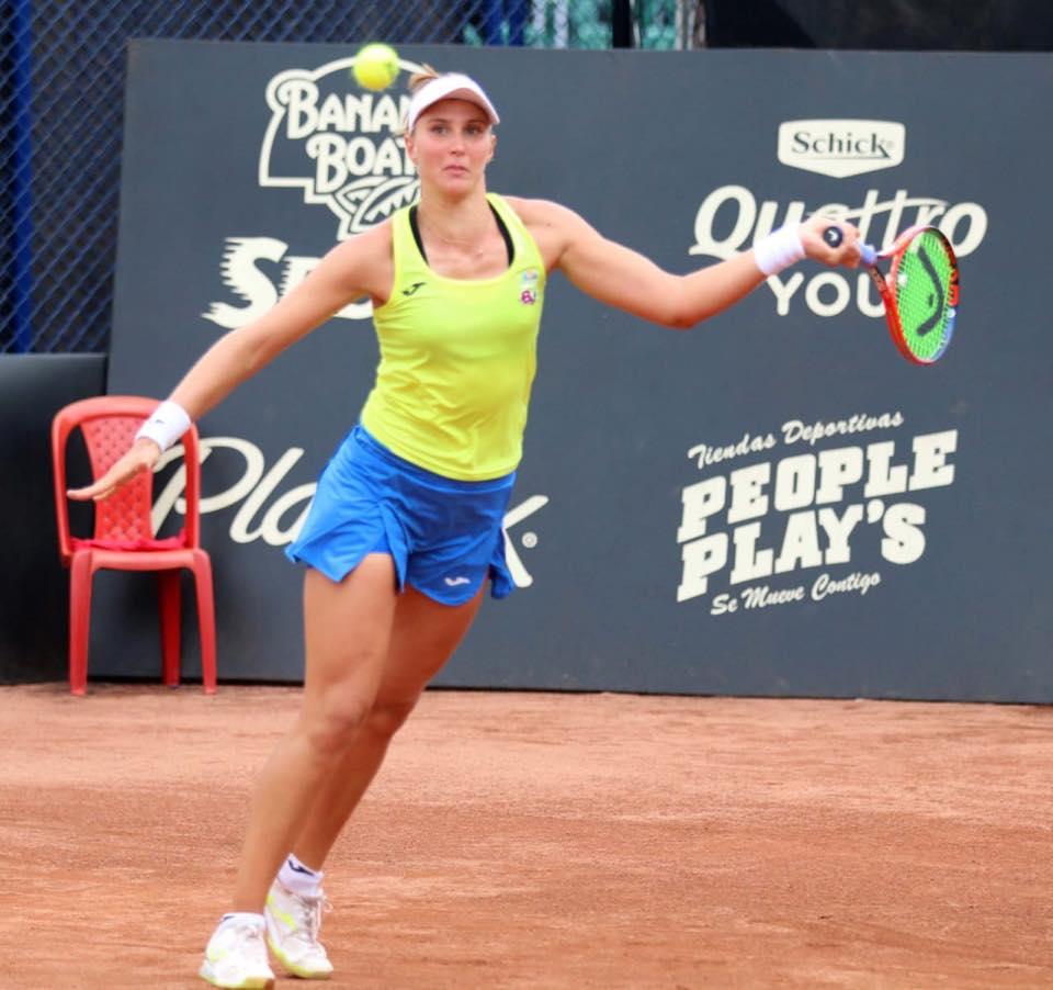 Bia Haddad sofre, mas vence norte-americana de virada e fura o quali no WTA  de Bogotá · Revista TÊNIS