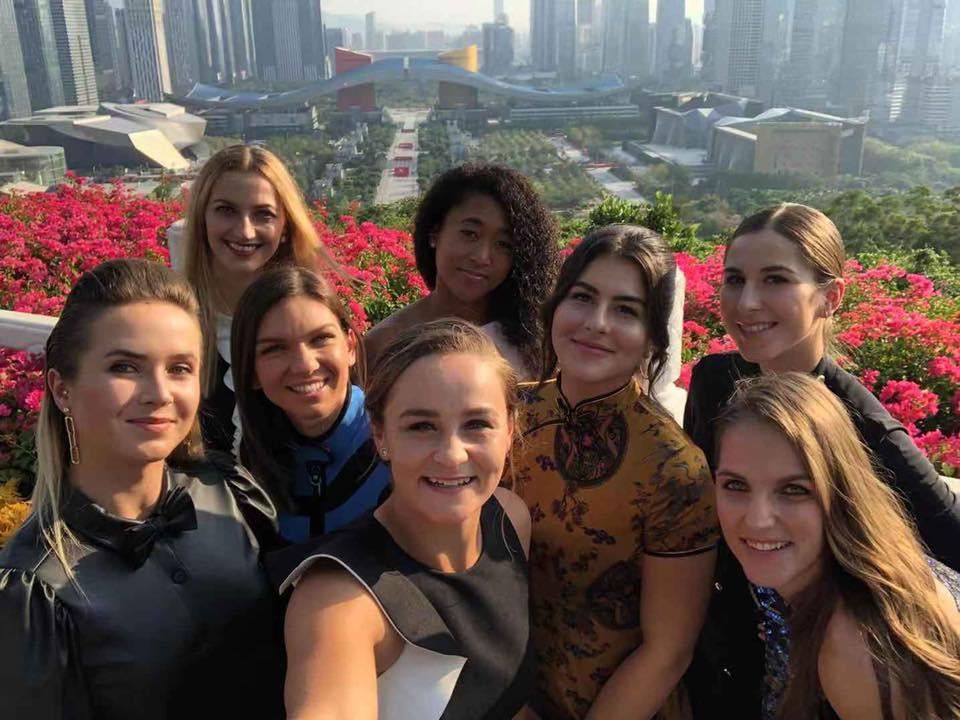 Jogadoras WTA Finals