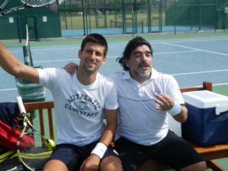 Reprodução/Novak Djokovic