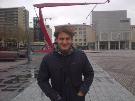 Divulgação/Facebook Roger Federer