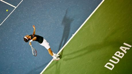 Site Oficial/ ATP 500 de Dubai