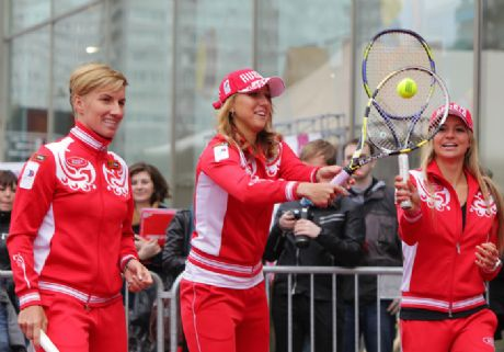 Site Oficial/Fed Cup