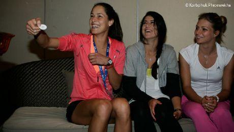 Divulgação/Site Oficial WTA Pattaya