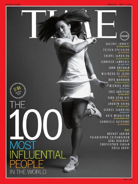 Reprodução/Revista Time
