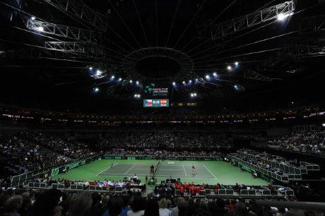 Divulgação/Site Copa Davis