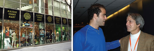 fotos: Masons Tennis/divulgação