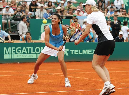 Sergio Llamera/El Dia del Tenis Femenino