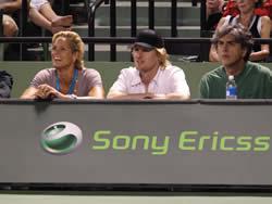 fotos: Sony Ericsson Open