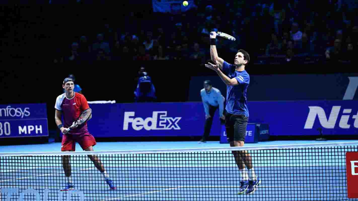 Marcelo Melo e Kubot ATP Finals