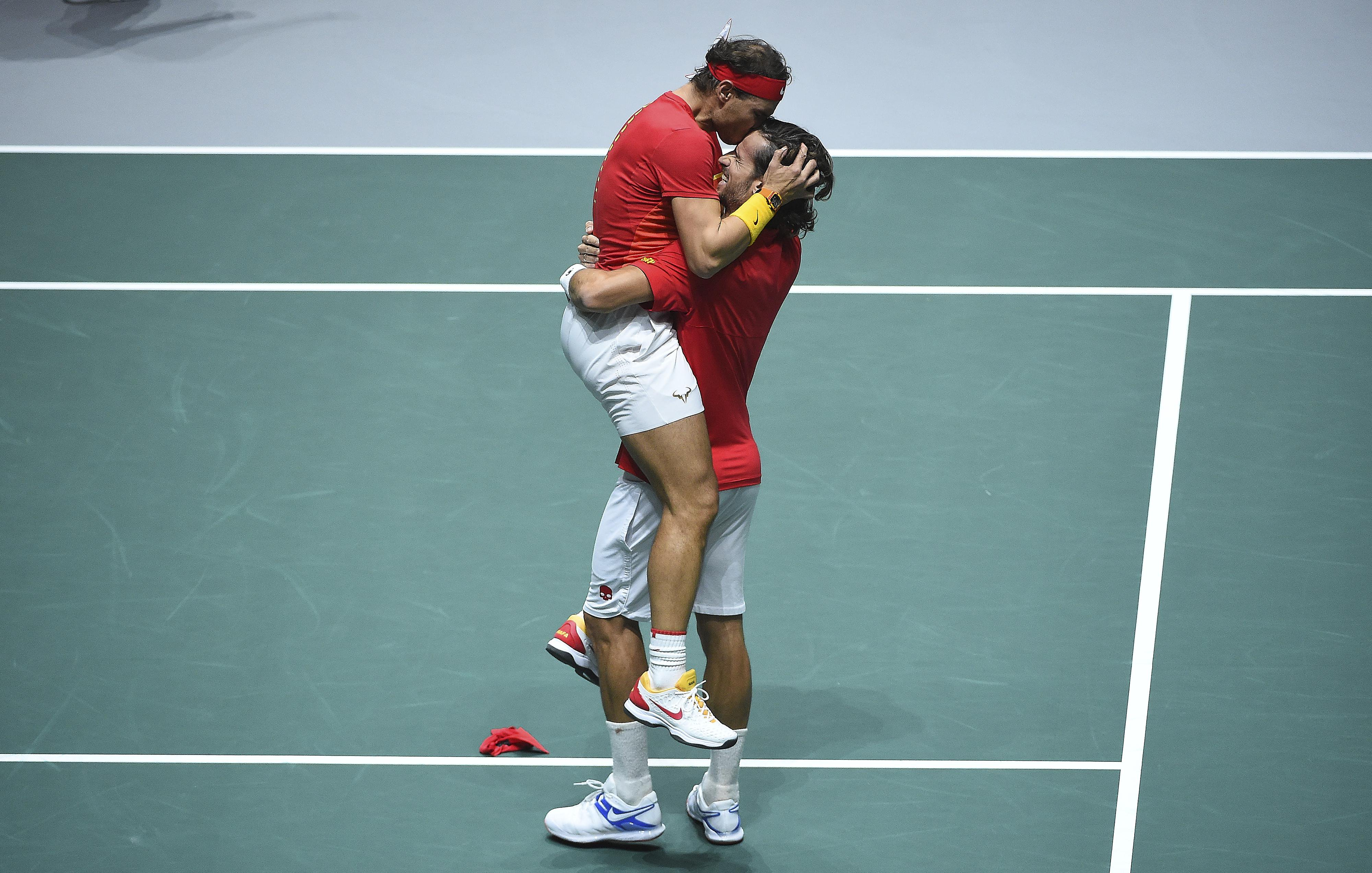 Rafael Nadal e Feliciano Lopez Copa Davis