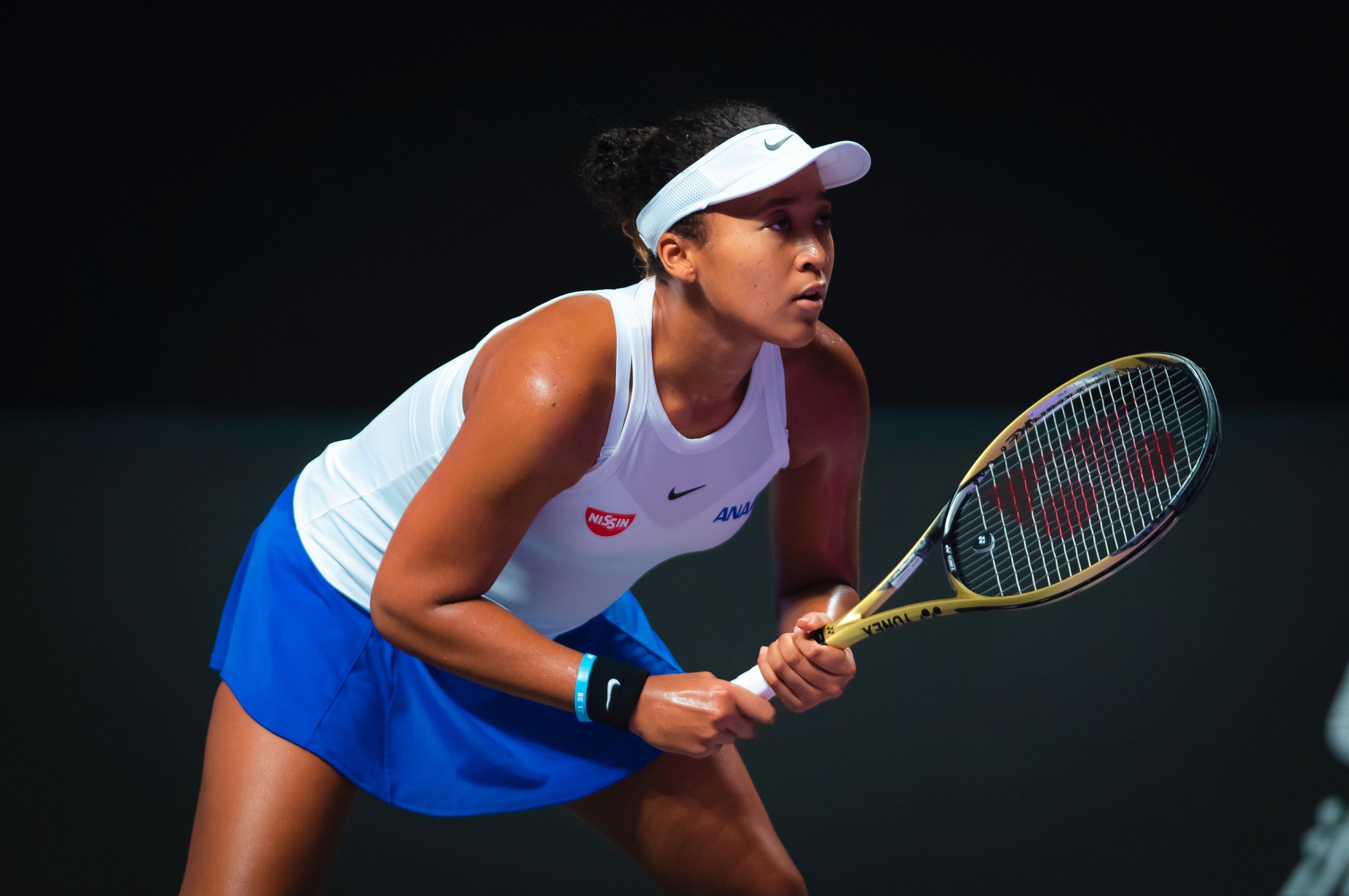 Naomi Osaka WTA Finals