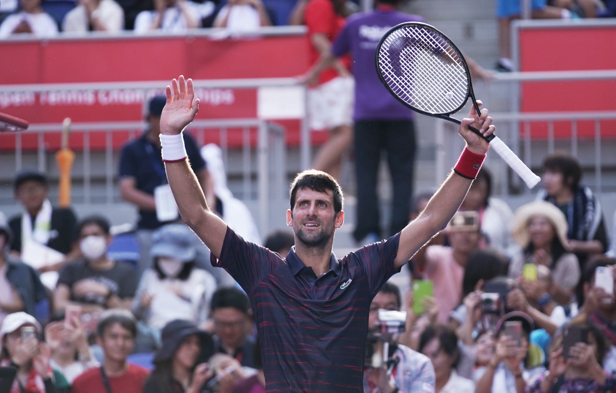 Djokovic Pequim 2019