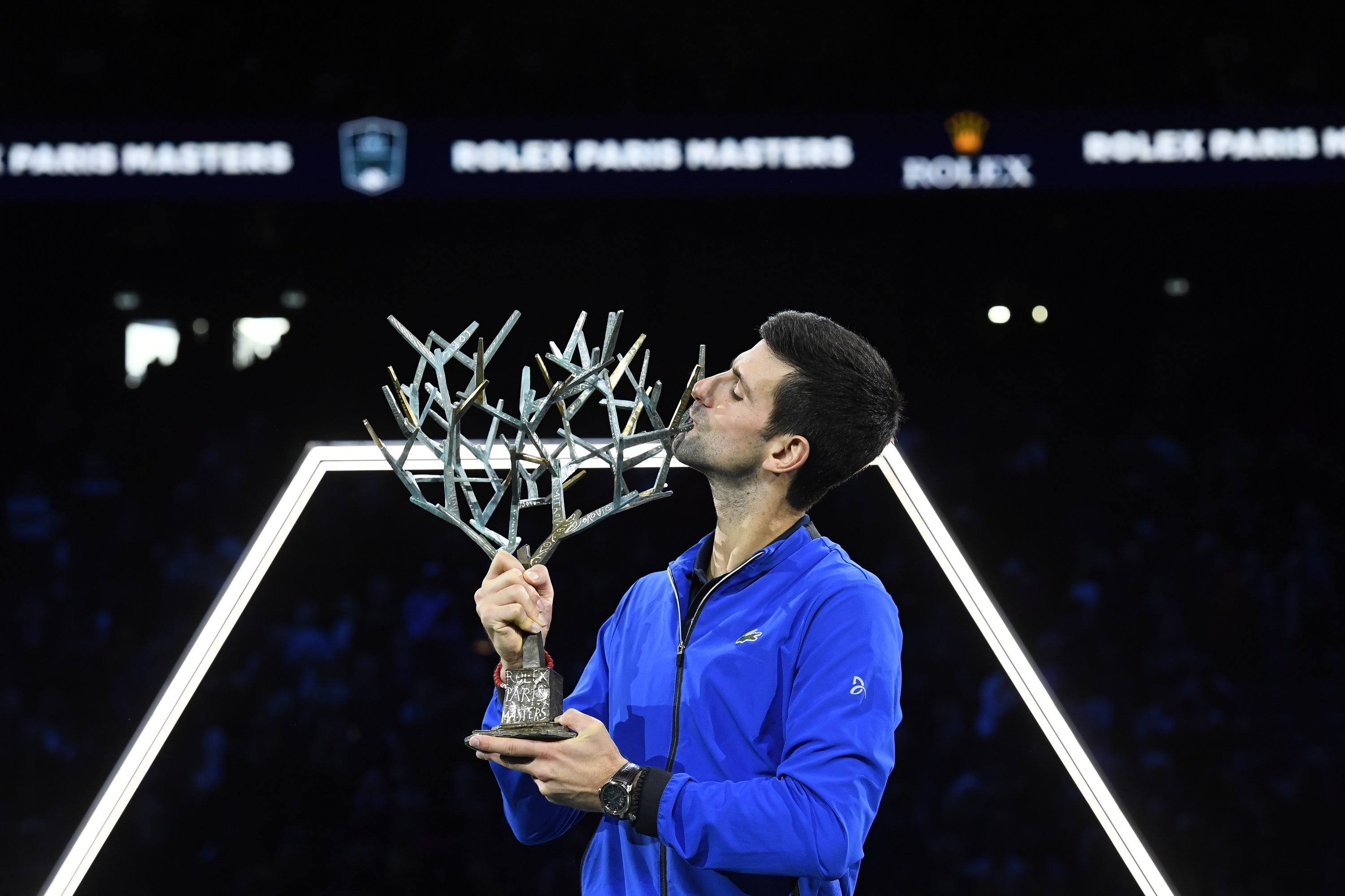 Novak Djokovic Final Paris