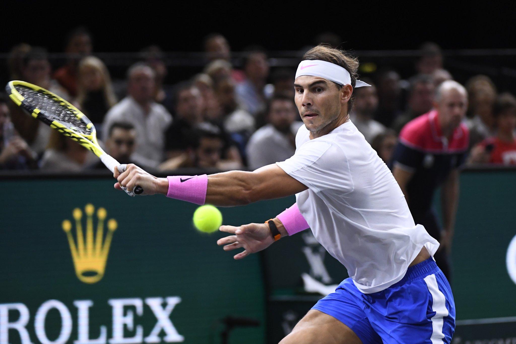 Rafael Nadal Paris 2019