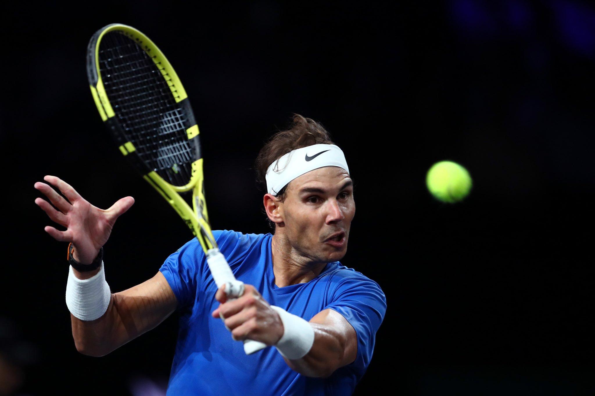 Rafael Nadal ATP Finals