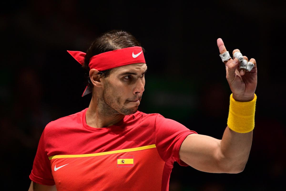 Rafael Nadal Copa Davis 2019
