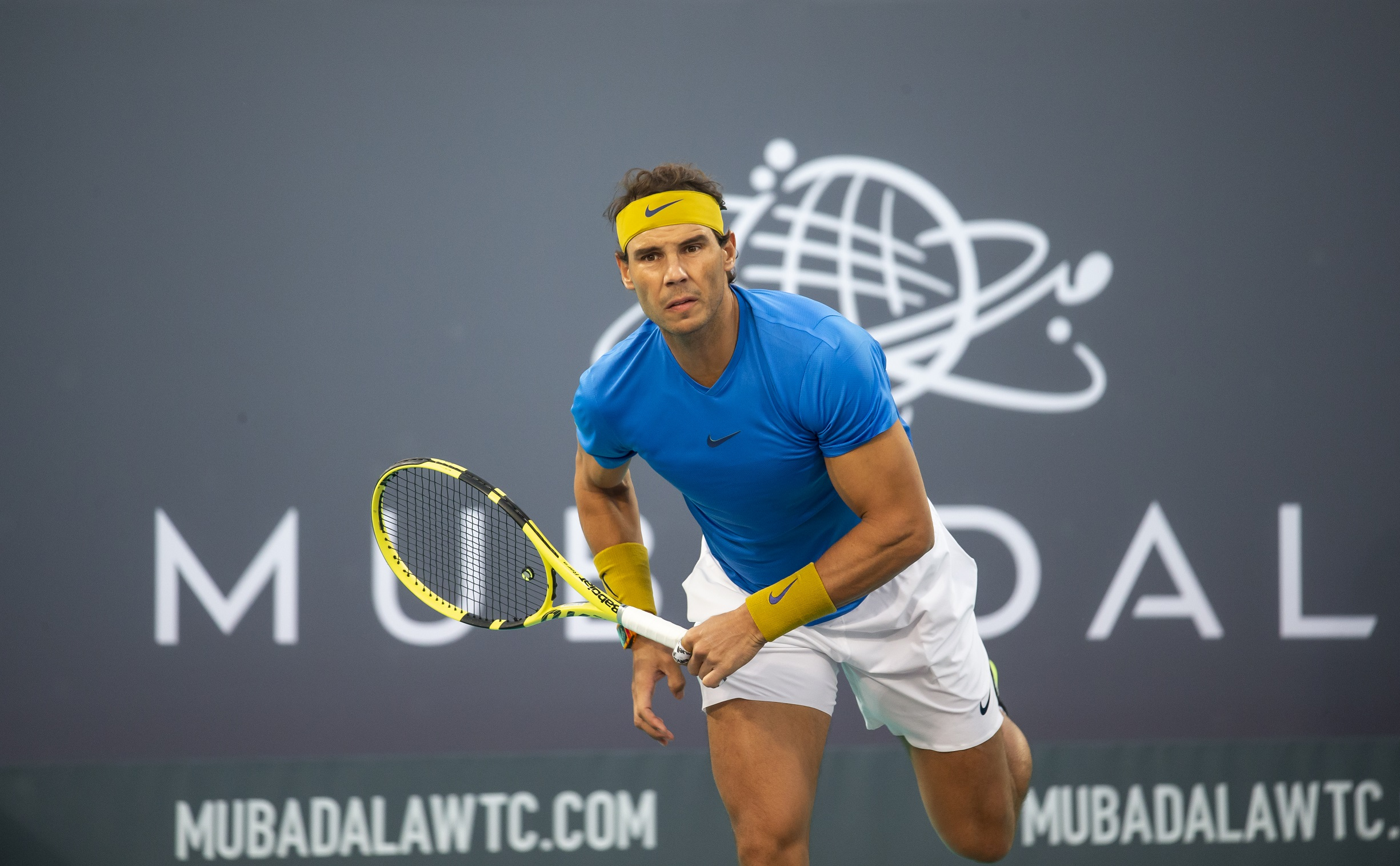 Rafael Nadal Mubadala Cup