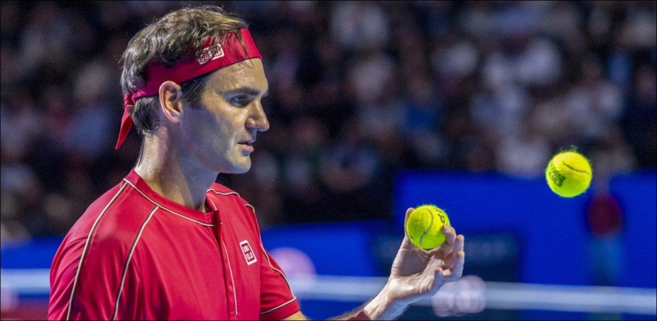 Roger Federer Basileia 2019