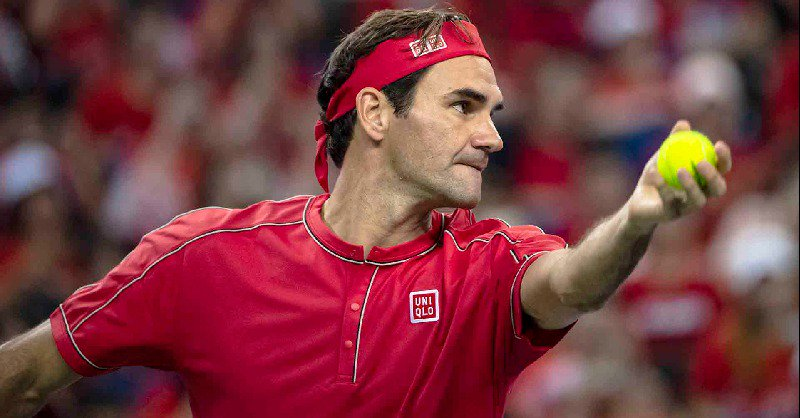 Roger Federer e Programação Masters de Xangai