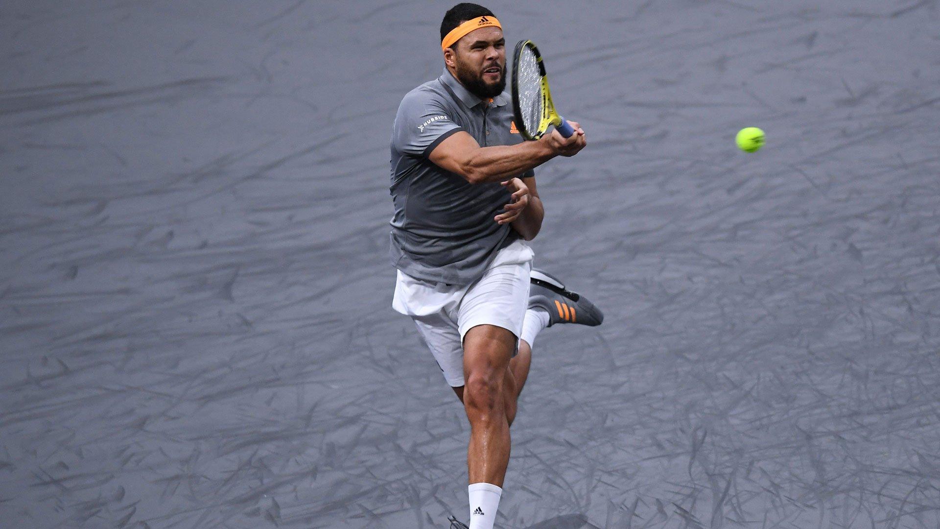 Tsonga Masters 1000 Paris