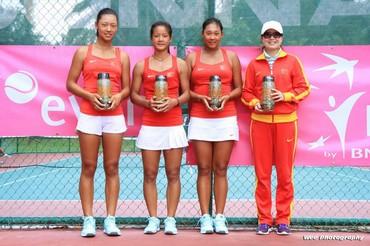 china tenis