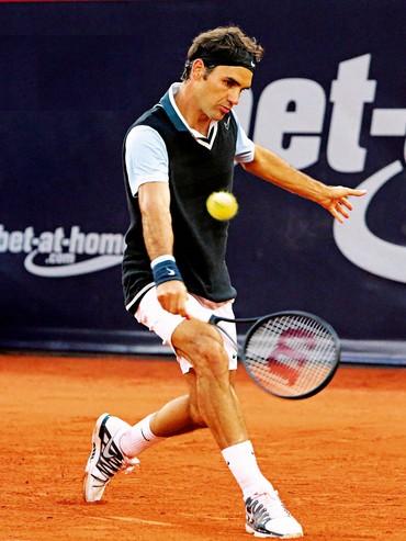 A difícil escolha de Federer · Revista TÊNIS 27fd2ad891