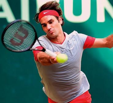 Roger Federer esqueceu Match-point