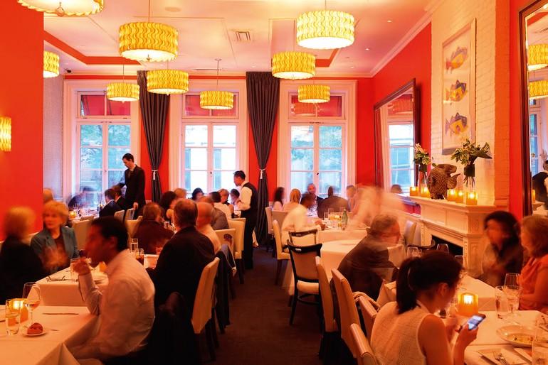 Restaurante Fishtail