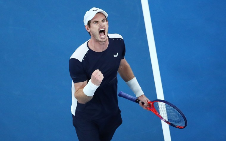 Murray atropela Nadal no Madri Open virtual