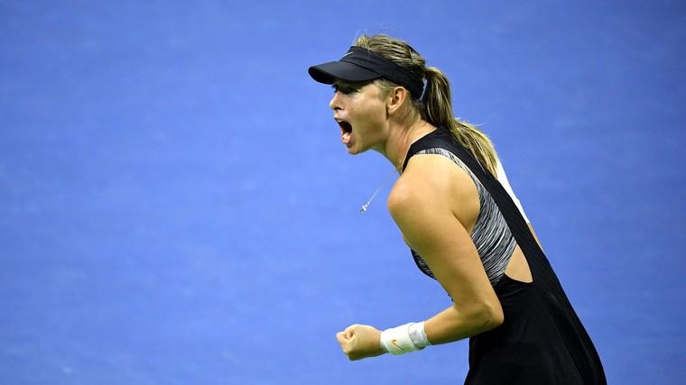 Maria Sharapova 2019