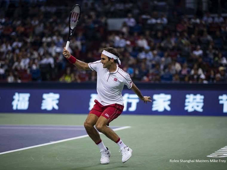 Programação Masters de Xangai: Federer enfrenta Zverev e