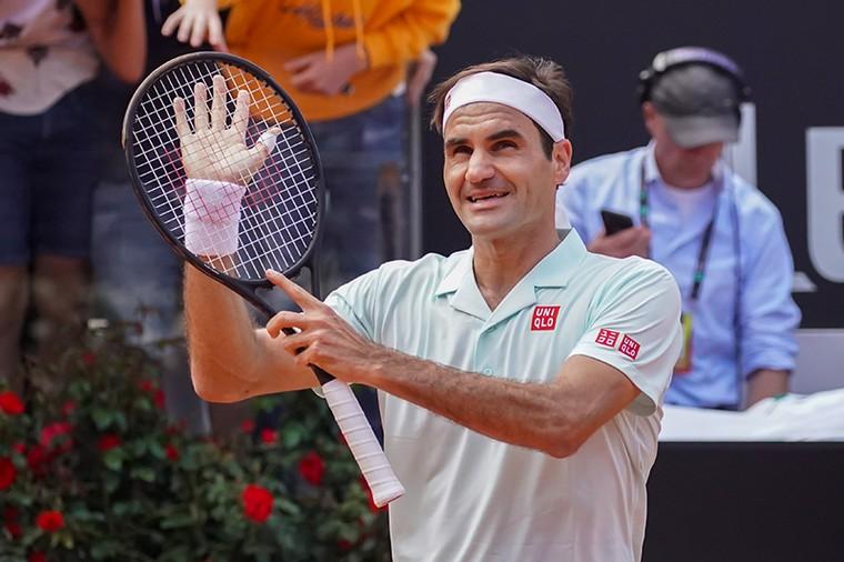 ebaf3246c7b8 Federer sente lesão e desiste do Masters de Roma · Revista TÊNIS