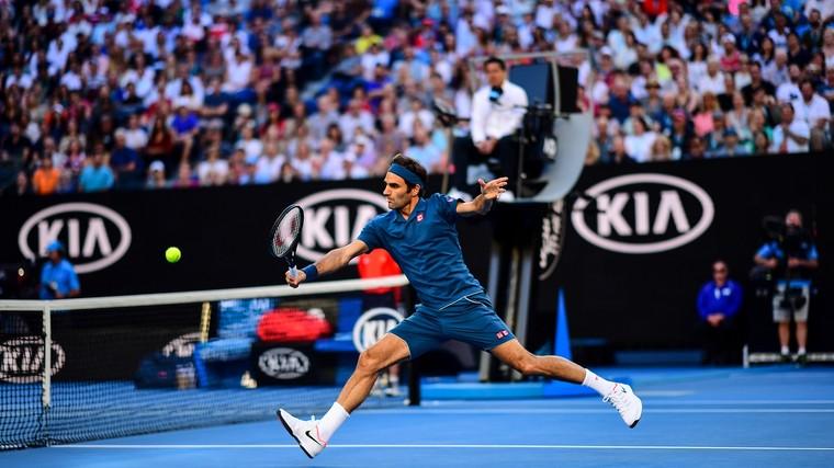 Roger Federer Australian Open 2019