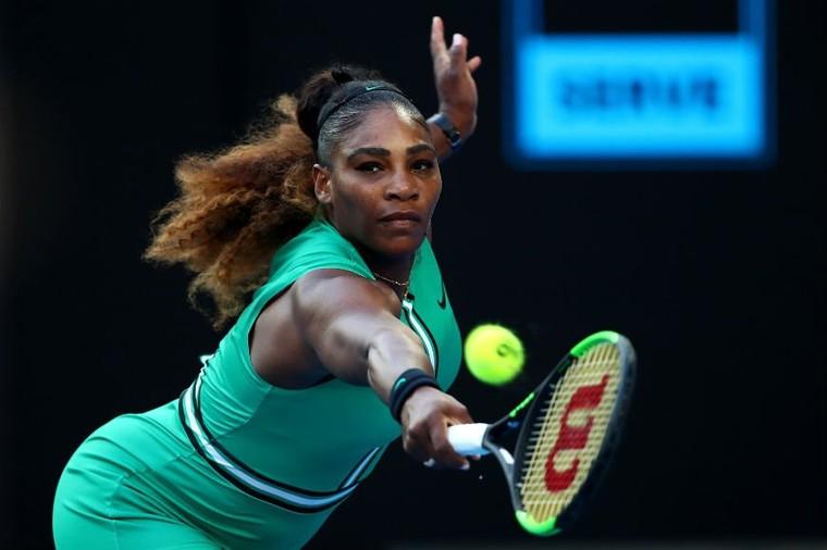 Serena Australian Open 2019 jogo da Halep