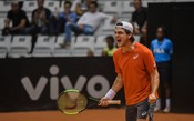 Ranking ATP: Wild dispara e se aproxima do top #200