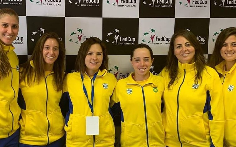 Fed Cup!
