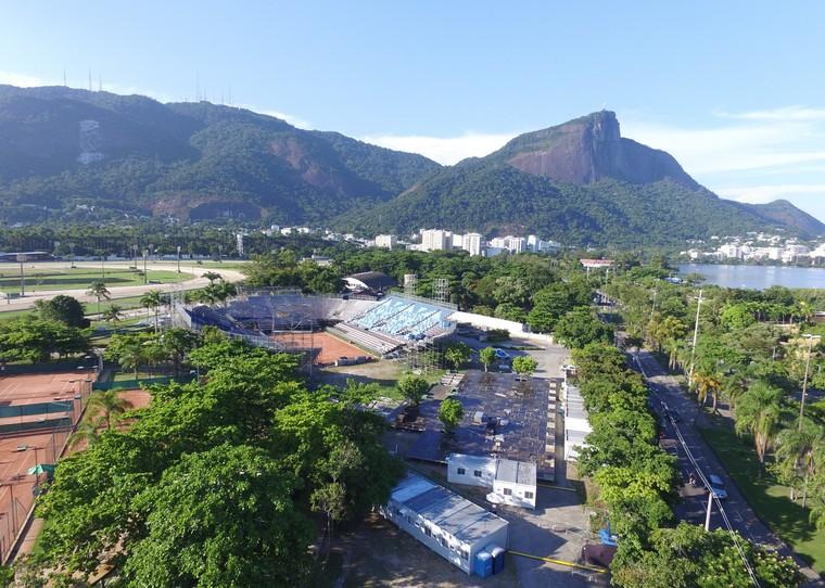 Rio Open como assistir ao vivo na TV Paisagem Complexo