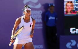 Teliana confirma favoritismo, supera alemã e vai às semifinais do Brasil Tennis Cup