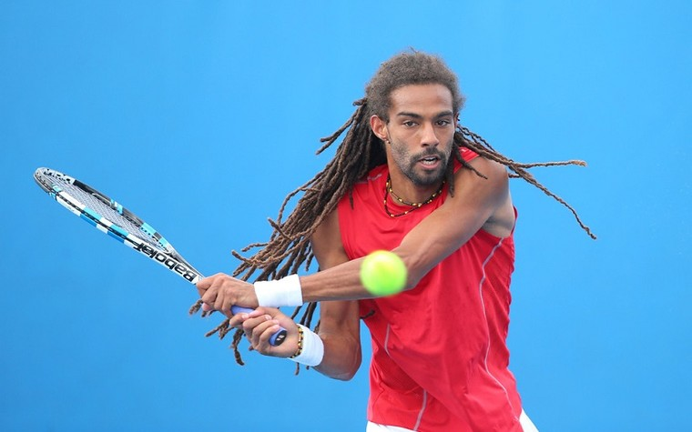 Dustin Brown desbanca top 20 francês em Montpellier