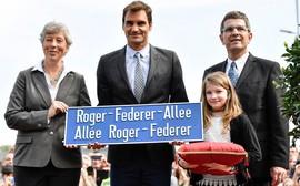 Alameda Roger Federer