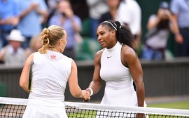 Definidas as quartas de final femininas de Wimbledon