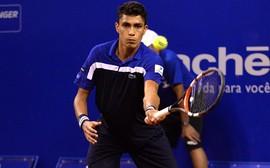 Monteiro encosta em Bellucci no ranking ATP