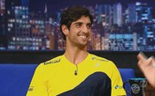 Thomaz Bellucci participa do programa The Noite com Danilo Gentili
