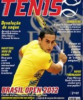 Capa Revista Revista Tênis 101 - Brasil Open 2012