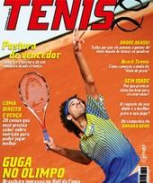 Capa Revista Revista TÊNIS 102 - Guga no Olimpo
