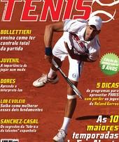 Capa Revista Revista Tênis 104 - As 10 melhores temporadas da Era Aberta