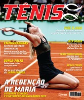 Capa Revista Revista TÊNIS 105 - A redenção de Maria